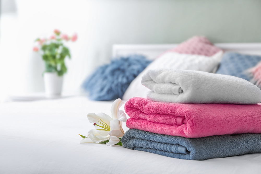 Handdoeken bedrukken